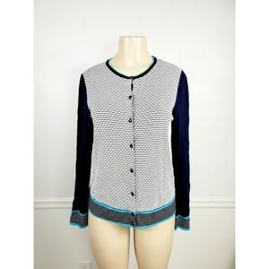 Jones New York Collection Cardigan Size M